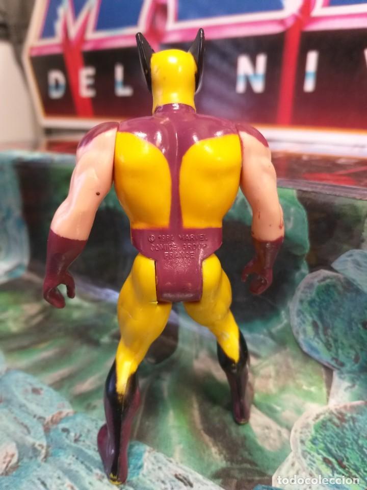 Figuras y Muñecos Secret Wars: figura de accion marvel superheroes secret wars wolverine lobezno mattel vintage años 80 - Foto 2 - 242168250