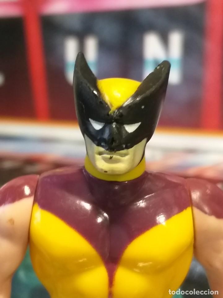 Figuras y Muñecos Secret Wars: figura de accion marvel superheroes secret wars wolverine lobezno mattel vintage años 80 - Foto 3 - 242168250