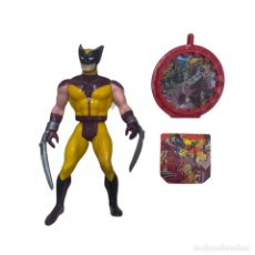 Figuras e Bonecos Secret Wars: FIGURA MARVEL SECRET WARS WOLVERINE 1984. Lote 242424440