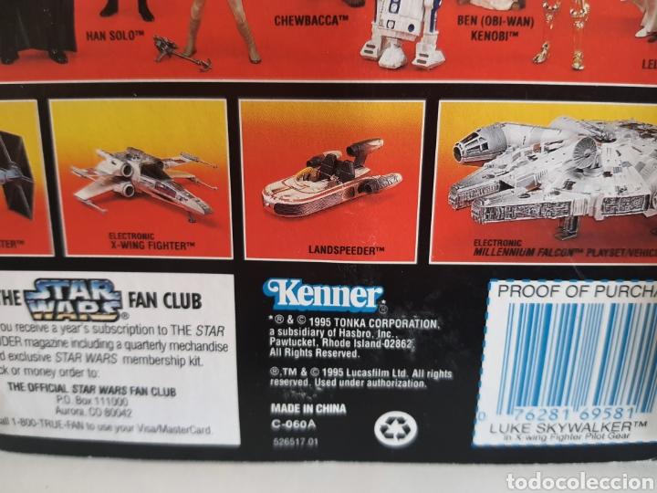 Figuras y Muñecos Secret Wars: STAR WARS THE POWER OFTHE FORCE LUKE Y LEIA KENNER ANTIGUAS - Foto 5 - 252322360
