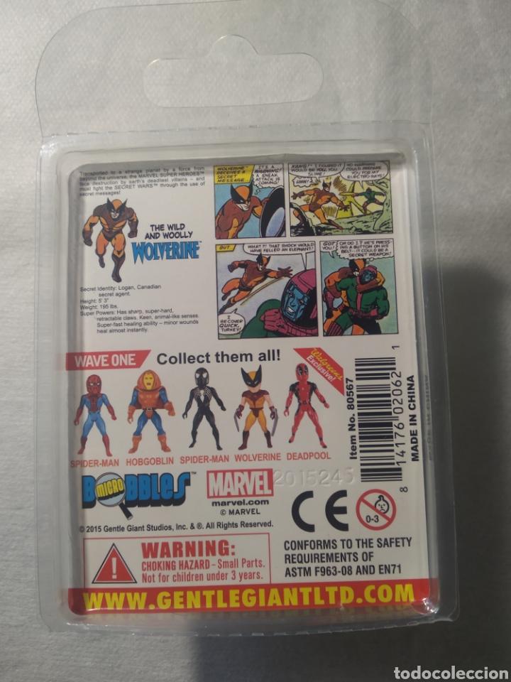 Figuras y Muñecos Secret Wars: Completa ! Lote MARVEL SUPER HÉROES SECRET WARS Micro Bobbles by Gentle Giant Deadpool HOBGOBLIN, - Foto 12 - 253789775