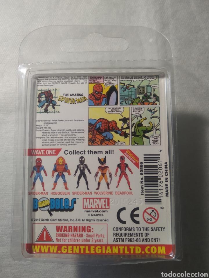 Figuras y Muñecos Secret Wars: Completa ! Lote MARVEL SUPER HÉROES SECRET WARS Micro Bobbles by Gentle Giant Deadpool HOBGOBLIN, - Foto 10 - 253789775