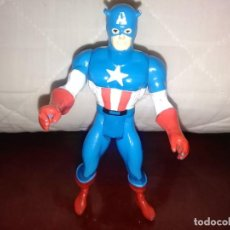 Figuras y Muñecos Secret Wars: FIGURA CAPITAN AMERICA MARVEL COMICS GROUP 1984 FRANCE. Lote 254779845