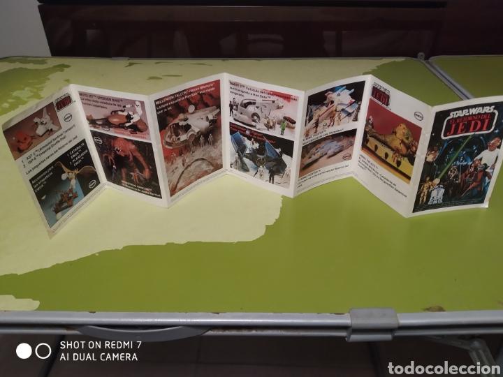 Figuras y Muñecos Secret Wars: Catálogo star Wars el retorno del jedi original - Foto 2 - 259725110