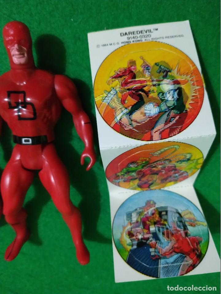 Figuras y Muñecos Secret Wars: Dare Devil Daredevil France - Foto 2 - 261580115