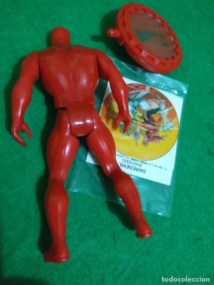 Figuras y Muñecos Secret Wars: Dare Devil Daredevil France - Foto 4 - 261580115