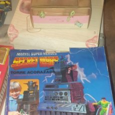 Figuras e Bonecos Secret Wars: SECRET WARS TORRE ACORAZADA MATTEL DE TIENDA SIN ABRIR. Lote 266807304