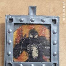 Figurines et Jouets Secret Wars: ESCUDO BLACK SPIDERMAN SECRET WARS MATTEL AÑO 1983. Lote 274610088