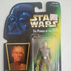 Figuras y Muñecos Secret Wars: STAR WARS GRAND MOFF TARKIN THE POWER OF THE FORCE BLISTER SIN ABRIR KENNER. Lote 278698528