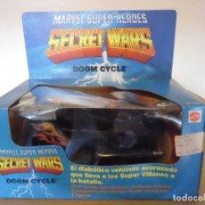 Figuras y Muñecos Secret Wars: MARVEL SECRET WARS DOOM CYCLE MATTEL SPAIN 1984. Lote 293015388