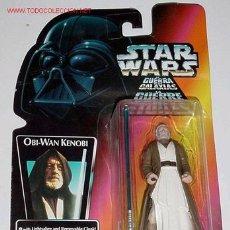 Figuras y Muñecos Star Wars: ANTIGUO BLISTER DE STAR WARS OBI-WAN KENOBI DE KENNER. Lote 26011970