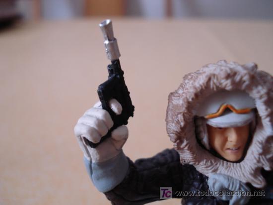 Figuras y Muñecos Star Wars: Detalle del arma. - Foto 3 - 26339540