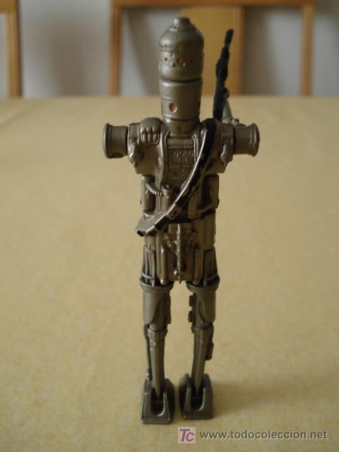 Figuras y Muñecos Star Wars: Vista por detras. - Foto 2 - 26685080