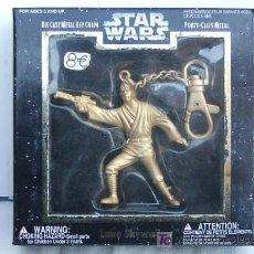 Figuras y Muñecos Star Wars: LLAVERO LUKE SKYWALKER - STAR WARS - PLACO TOYS. Lote 25061530