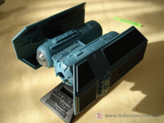 Figuras y Muñecos Star Wars: Nave Action Fleet STAR WARS. TIE BOMBER. Perfecto. Con misil incluido. - Foto 2 - 31935039