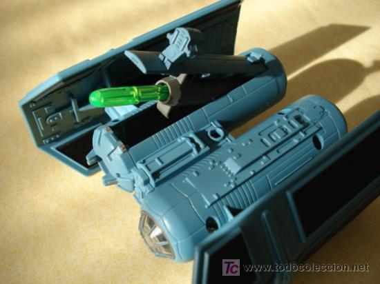 Figuras y Muñecos Star Wars: Proyectil cargado en su lanzador. - Foto 4 - 31935039