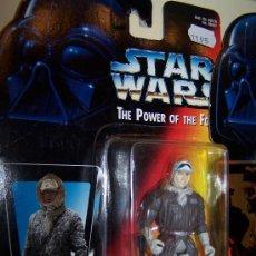 Figuras y Muñecos Star Wars: FIGURA STAR WARS LA GUERRA DE LAS GALAXIAS EN SU CAJA OTIGINAL SIN ABRIR HAN SOLO HOTH. Lote 8800607