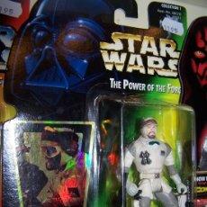 Figuras y Muñecos Star Wars: FIGURA STAR WARS LA GUERRA DE LAS GALAXIAS EN SU CAJA OTIGINAL SIN ABRIR HOTH REBEL SOLDIER . Lote 8800614