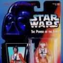 Figuras y Muñecos Star Wars: STAR WARS RARO. SABLE LARGO: LUKE SKYWALKER IN X-WING FIGHTER PILOT GEAR. BLISTER USA INTACTO.. Lote 26840197