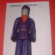 Figuras y Muñecos Star Wars: STAR WARS: IMPERIAL DIGNATARY ANTIGUO AÑO 1980. CC. Lote 57337066