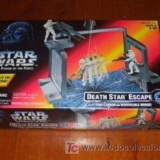 Figuras y Muñecos Star Wars: STAR WARS.DIORAMA.DEATH STAR ESCAPE. Lote 27603835