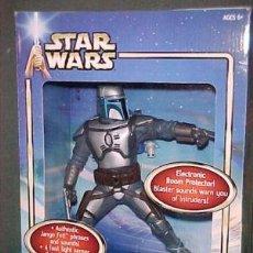 Figuras y Muñecos Star Wars: STAR WARS--JANGO FETT ROOM ALARM. Lote 27091969
