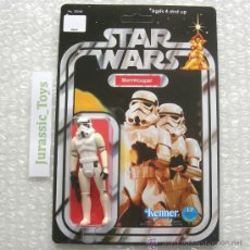 Figuras y Muñecos Star Wars: 1977 (KENNER) STAR WARS: STORMTROOPER 12-BACK / NUEVO EN BLISTER - MOC - VINTAGE. Lote 224439033