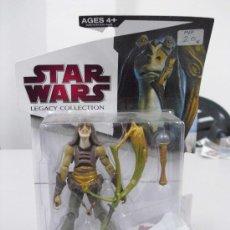 Figuras y Muñecos Star Wars: STAR WARS - LEGACY COLLECTION (GUNGAN WARRIOR). Lote 20920612