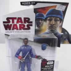 Figuras y Muñecos Star Wars: STAR WARS - LEGACY COLLECTION (CLOUD CITY - WING GUARD). Lote 20920960