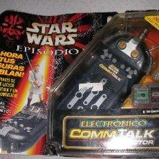 Figuras y Muñecos Star Wars: ELECTRONICO COMMTALK PARA QUE TUS FIGURAS DE STAR WARS HABLEN. Lote 23266475