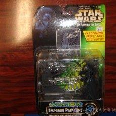 Figuras y Muñecos Star Wars: EMPEROR PALPATINE ELECTRONIC ENERGY BOLTS STAR WARS. Lote 23483731