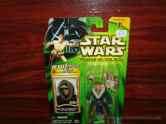 OBI-WAN KENOBI STAR WARS (Juguetes - Figuras de Acción - Star Wars)