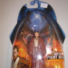 Figuras y Muñecos Star Wars: OBI-WAN KENOBI REVENGE OF THE SITH STAR WARS. Lote 23485297