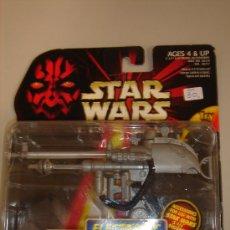 Figuras y Muñecos Star Wars: FLASH CANNON ACCESSORY SET STAR WARS. Lote 23488009