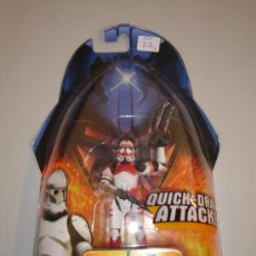 Figuras y Muñecos Star Wars: CLONE TROOPER STAR WARS. Lote 23488386
