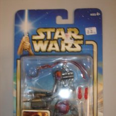 Figuras y Muñecos Star Wars: STAR WARS ATTACK OF THE CLONES - DESTROYER DROID (GEONOSIS BATTLE). Lote 23968593