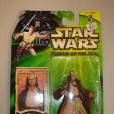 Figuras y Muñecos Star Wars: STAR WARS POWER OF THE JEDI - EETH KOTH. Lote 23984366