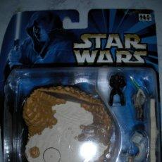Figuras y Muñecos Star Wars: BLISTER STAR WARS MINI ESCENA PERSECUCION SITH. Lote 24281038