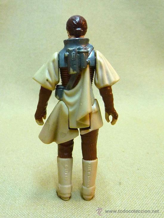 Figuras y Muñecos Star Wars: FIGURA DE PLASTICO RIGIDO, ARTICULADA, STAR WARS, MON MOTHMA, LFL, 1983 - Foto 2 - 24309633