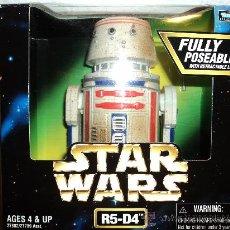 Figuras y Muñecos Star Wars: DROIDE R5-D4, STAR WARS, ESCALA 1/6. MARCA KENNER 1998.. Lote 27296569