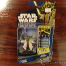 Figuras y Muñecos Star Wars: STAR WARS - THE CLONE WARS (YODA CW05). Lote 24660577