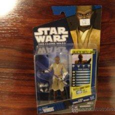 Figuras y Muñecos Star Wars: STAR WARS - THE CLONE WARS (MACE WINDU CW20). Lote 24660856