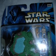 Figuras y Muñecos Star Wars: ACTION FLEET MINI ESCENA INVASION STAP. Lote 24720525