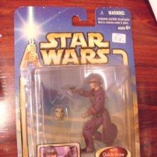 Figuras y Muñecos Star Wars: STAR WARS ATTACK OF THE CLONES - ZAM WESELL (BOUNTY HUNTER). Lote 27199201