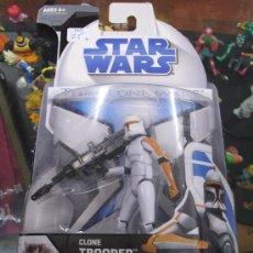 Figuras y Muñecos Star Wars: STAR WARS THE CLONE WARS - CLONE TROOPER (212TH ATTACK BATTALION). Lote 27361221