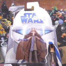 Figuras y Muñecos Star Wars: STAR WARS THE CLONE WARS - JAR JAR BINKS. Lote 27361498