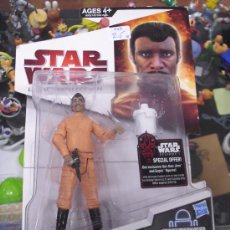 Figuras y Muñecos Star Wars: STAR WARS LEGACY COLLECTION - WILLROW HOOD. Lote 27379009