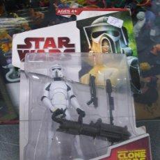 Figuras y Muñecos Star Wars: STAR WARS THE CLONE WARS - ARF TROOPER. Lote 27519640