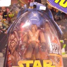 Figuras y Muñecos Star Wars: STAR WARS REVENGE OF THE SITH - WOOKIEE WARRIOR. Lote 27560756