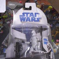 Figuras y Muñecos Star Wars: STAR WARS THE CLONE WARS - CLONE TROOPER. Lote 27561292